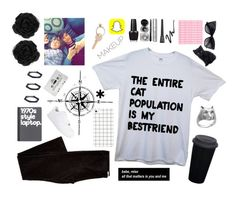 """""""My favourite things"""" by mrs-nick-robinson ❤ liked on Polyvore featuring Maison Margiela, CASSETTE, NIKE, Topshop, Accessorize, OPI and Bobbi Brown Cosmetics"""