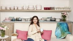 Nigella Lawson talks us through her favourite kitchen utensils, go-to dishes for those with food intolerances, and advises novice cooks on how to get started. Harriet Andersson, Simply Nigella, Giada De Laurentiis, Nigella Lawson, Cookery Books, Natalie Wood, Domestic Goddess, Oui Oui, Throw Pillows