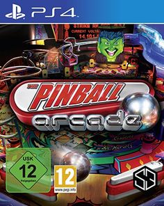 Pinball Arcade - [PlayStation 4] - playstation spiele playstation geschenk play station 4 geschenkideen playstation 4 spiele playstation zocken play station console xbox spiele PC