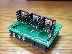 How to make your own Arduino shield