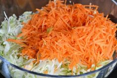 Diet Menu, Carrots, Cabbage, Good Food, Food And Drink, Low Carb, Vegetarian, Vegan, Vegetables