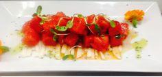 """Daily Chef's Creations @Veranda E """"Spicy Watermelon Salad"""""""