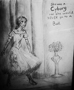 The Lunar chronicles- Cinder