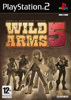 Wild Arms 5 (PS2) 505 Games…