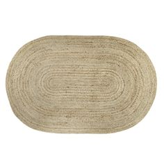a0753ea06cb5a Shepton Oval Natural Jute Rug at Laura Ashley Exclusive Homes