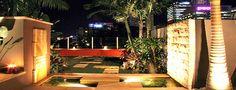 contemporary courtyard design - Google Search