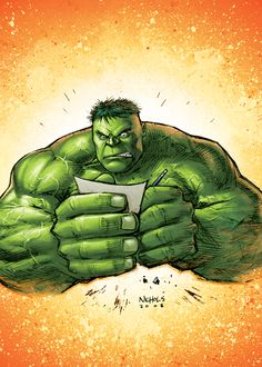 #Hulk #Fan #Art. (Stupid pencil, Hulk SMASH!!!) By:FlowComa. (THE * 3 * STÅR * ÅWARD OF: AW YEAH, IT'S MAJOR ÅWESOMENESS!!!™)[THANK Ü 4 PINNING!!!<·><]<©>ÅÅÅ+(OB4E)      https://s-media-cache-ak0.pinimg.com/564x/d8/d5/8f/d8d58fe49d1529097230215dfec6838c.jpg