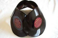 Vinyl Record Lampshade
