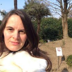 Vera Dantas no Parque Quinta das Devesas Gaia