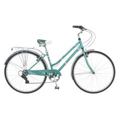 Schwinn Women's Gateway Bike in Teal (gotta have one of these if you have a beach house!!!)