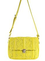 Lemongrass Lace Crossbody Bag, at PLASTICLAND -$78.00