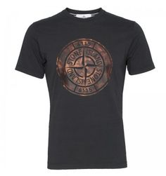 The latest Stone Island collection has landed at Infinities, including statement jackets, classic jeans and fresh tees. Stone Island T Shirt, Mens Stone Island, Stone Island Clothing, Men Clothes, Camo Print, My T Shirt, Graphic Tees, Men's Fashion, Textiles
