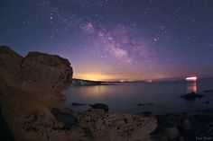"""Milky Way over Gallipoli"" by Tunc Tezel (TWAN)"