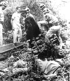 """The year is 1966 and a little boy is flying a kite in Brazil. What does that little boy find? Two dead bodies. The uninjured bodies, both wearing sharp suits, were identified as two local electronic technicians. The only clues to their deaths were an empty water bottle nearby, radiation protective lead masks that both men were wearing, and a small notebook that read: """"16:30 be at the agreed place. 18:30 swallow capsules, after effect protect metals wait for the mask sign."""" So obviously the…"""