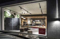 Hakwood Studio Showroom by Standard Studio, Kitzbühel – Austria » Retail Design Blog