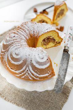 Maple & Pecan Bundt Cake