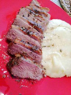 Kacsamell, ahogy mi szeretjük ☺️ Amy, Pork, Meat, Kale Stir Fry, Pork Chops