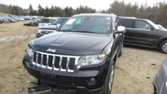 SEAT FRONT Jeep Parts For Sale, 2011 Jeep Grand Cherokee, Used Parts, New England, Black And Brown, Black Leather, Trucks, Vehicles, Bags