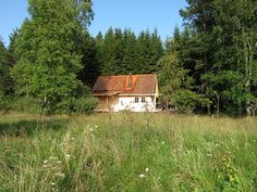 Small house in the Czech Republic 4m X 9m courtesy of Tiny House Blog