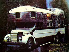 Vintage Rolling Homes