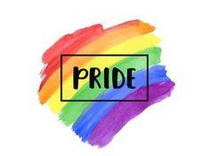 Rainbow Pride, Rainbow Dash, Rainbow Flag, Rainbow Colors, Lgbt Quotes, Pride Quotes, Gay Aesthetic, Lesbian Pride, Gay Pride