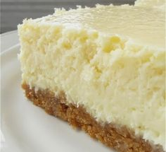 Vanilla Bean Cheesecake Bars | Creamy, vanilla-scented bars, perfect with a cup of coffee.