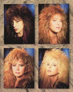 New Fashion Makeup Big Hair 24 Ideas 80s Big Hair, 1980s Hair, Eighties Hair, Eighties Party, Bad Hair, Fashion Now, 80s Fashion, Fashion History, Decades Fashion