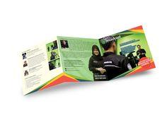 Brochure design polnes broadcast education