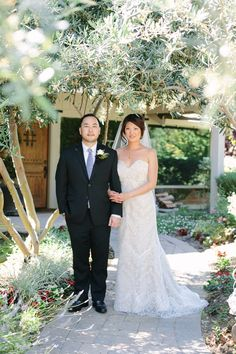 Picturesque Vineyard Wedding at the Bella Montagna in San Jose – Jennifer and Steve