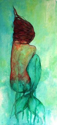 mermaid paintings - Bing images