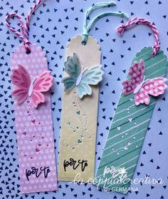 """Buongiorno! Per La Coppia Creativa oggi un post un po' insolito… Una card per le condoglianze non è una card che si """"scrappa"""" volentieri, ma spesso mi chiedono di farne e Tina è stata così gentile da creare una scrittina apposta per questo tema… Ecco la mia interpretazione: ho scelto dei toni neutri come il … Creative Bookmarks, Paper Bookmarks, Scrapbook Paper Crafts, Scrapbook Cards, Crafts For Teens, Diy And Crafts, Diy Gifts To Make, Jw Gifts, Book Markers"""