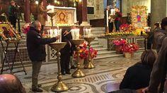 Sant'Egidio: La Messa per i senza casa