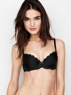 3cbf366cb2 Demi Bra - Dream Angels - Victoria s Secret Demi Cup