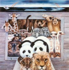 'After the Storm' by Margaret Keane