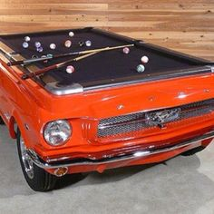 Would love to have this pool table!