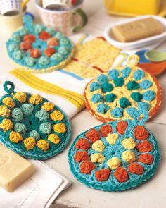 Stitchy Scrubbie | crochet today