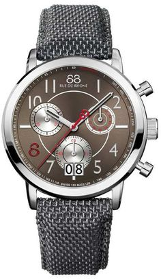 91 Rue Du Rhone Watch Double 8 Origin 45mm Mens Pre-Order  87WA164504 Watch