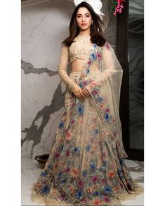 When dresses you up.you can't help but look pretty ☺️☺️❤️ When dresses you up.you can't help but look pretty ☺️☺️❤️ Desi Wedding Dresses, Indian Wedding Outfits, Indian Outfits, Bridal Dresses, Indian Clothes, Indian Gowns, Indian Attire, Indian Wear, Indian Designer Outfits