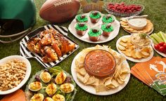 Quick and Easy GF Super Bowl Snacks