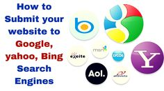 Search Engine Submission, How to Submit your website to Google, yahoo, Bing Search Engines In this video tutorials i will tell about what is Search Engine Submission and how to do Search Engine Submission for website, How to Submit your website to Google Search   Engines.