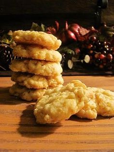 rice crispy cheese crackers, use VERY sharp cheese, can also use 1/4 t red pepper or cayenne instead of tabasco