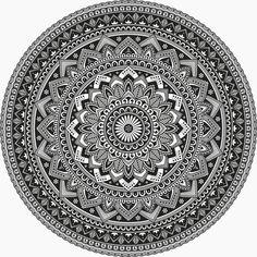 Design Art Drawing, Doodle Art Drawing, Mandala Drawing, Doodle Doodle, Mandala Art Lesson, Mandala Artwork, Doodle Patterns, Zentangle Patterns, Doodle Borders