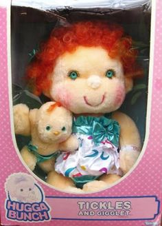 Hug A Bunch. I LOVED this doll.