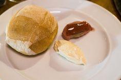 House Made Ciabatta, Muttonbird Butter & Pheasant Liver Parfait