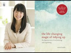Life Changing: Decluttering & Organising Marie Kondo Style: Clothes - YouTube