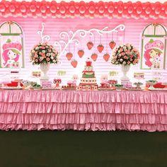 Fiesta tematica de rosita fresita (39) - Tutus para Fiestas Mexico - Disfrases personalizados y moños