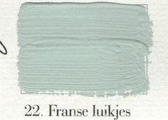 L`Authentique Krijtverf 22.Franse Luikjes