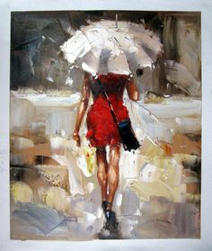 by - City Life - - Shopping Girl - Museum Quality Oil Painting on Canvas Art by Artseasy on Etsy Oil Painting On Canvas, Canvas Art, Umbrella Painting, City Life, Museum, Etsy, Shopping, Vintage, Canvas Paintings