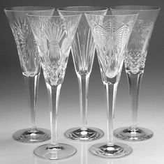 Waterford Crystal's great tradition lay dormant for a hundred years. But when Irish independence rekindled a passion for the Irish arts in the 1940s and 1950s, a group of businessmen resolved to bring back to life the legacy that had made Waterford synonymous with the finest crystal in the world.