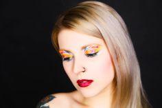Aqua makeup